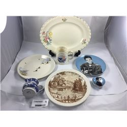 Group of China Inc. Elvis Plate & Box