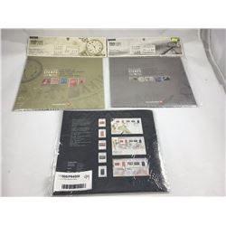 Group of New Stamp Packs