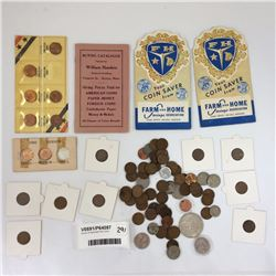 Group of Assorted USA Coins