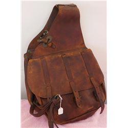 US Army Saddle Bags