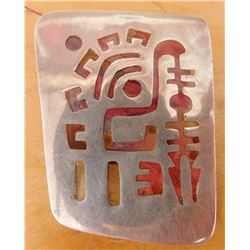 Taxco Sterling Silver Pin