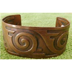 Mexican Copper Cuff