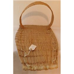 California Basketry Cradleboard