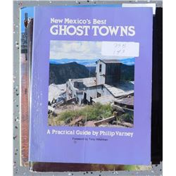 3 Books on American Ghost Towns