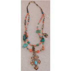 Zuni Treasure Necklace