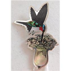 D. Edaakie Hummingbird Pin