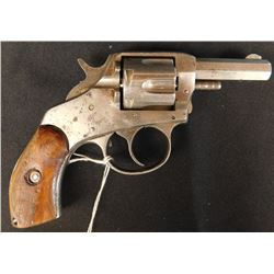 Antique .32 Cal Revolver