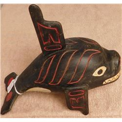 NWC Killer Whale Rattle