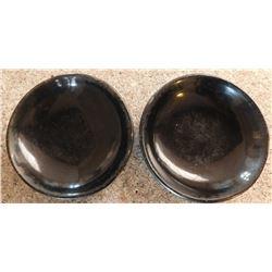 2 San Ildefonso Ceramics