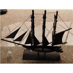 Baleen Eskimo Toy Ship