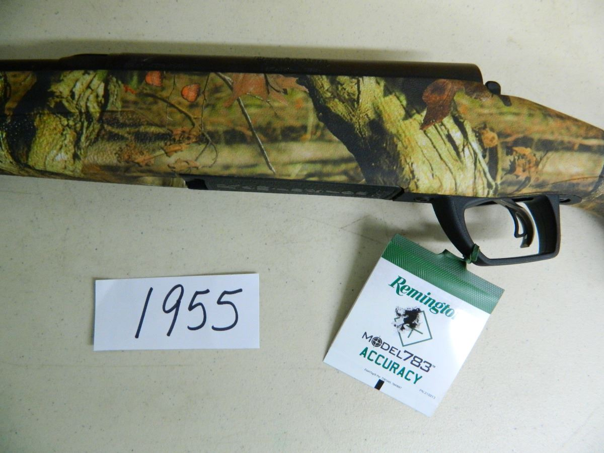 Remington 783 Bolt Action Rifle, NEW IN BOX,  300 Win
