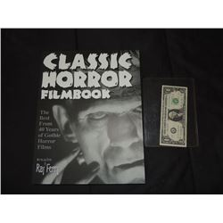 CLASSIC HORROR BOOK BY FAMOUS MONSTERS #1