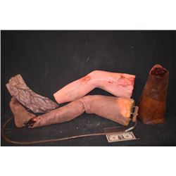 LEGS AND FEET MISC SEVERED LIMB LOT