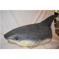 SHARKNADO SCREEN USED GREAT WHITE SHARK