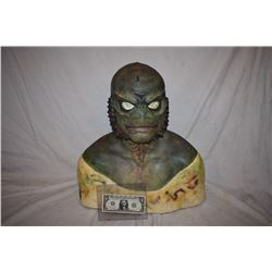 CREATURE FROM THE BLACK LAGOON LIKE THE QUEST RANA SCREEN USED SILICONE MASK 10