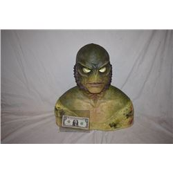 CREATURE FROM THE BLACK LAGOON LIKE THE QUEST RANA SCREEN MATCHED SILICONE MASK 02