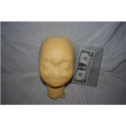 CURSE SEED OF CHUCKY STATIC PUPPET HEAD CORE