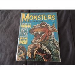 Z-CLEARANCE FAMOUS MONSTERS OF FILMLAND #11