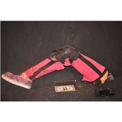Z-CLEARANCE MUTANT FREAK OF NATURE STRAP ON THIRD LEG WITH HARNESS