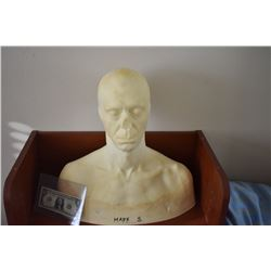 Z-CLEARANCE DISPLAY BUST FOR MASKS HATS WIGS SCULPTING ETC 4