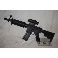COLT M-4 ASSAULT RIFLE HERO METAL NON-FIRING PROP GUN WITH OPTICS
