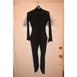 SPIDER-MAN 1 2 & 3 HERO TOBEY MAGUIRE MUSCLE SUIT MESH WITH ZIPPERS 2