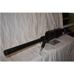 50 CALIBER MACHINE GUN ALL METAL NON-FIRING PROP WITHOUT RANGE SITES