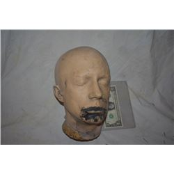 SPIDER-MAN HEAD LIFE CAST 1
