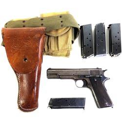 Colt 1911 .45 cal. SN 185979
