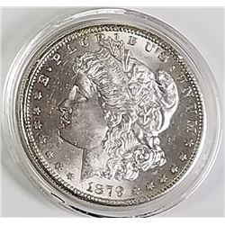 Morgan Silver Dollar 1879 S