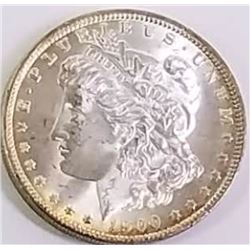 Morgan Silver Dollar 1900 O
