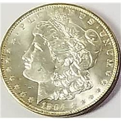 Morgan Silver Dollar 1904 O