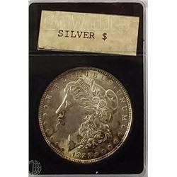 Morgan Silver Dollar 1921