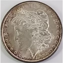 Morgan Silver Dollar 1882.