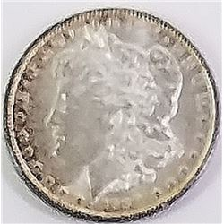 Morgan Silver Dollar 1889.
