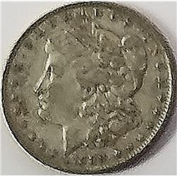 Morgan Silver Dollar 1889 O