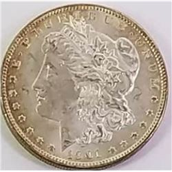 Morgan Silver Dollar 1901 O