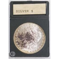 Morgan Silver Dollar 1904 O
