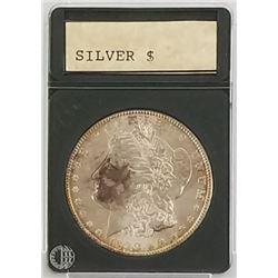 Morgan Silver Dollar 1900