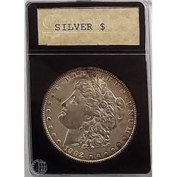 Morgan Silver Dollar 1902 O