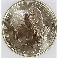 Morgan Silver Dollar 1882 S