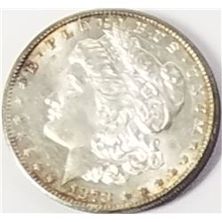 Morgan Silver Dollar 1878 S