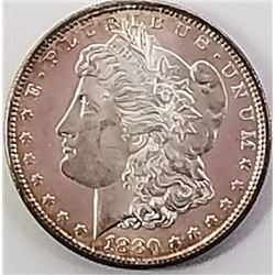 Morgan Silver Dollar 1880 S