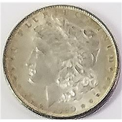 Morgan Silver Dollar 1890.