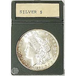 Morgan Silver Dollar 1890