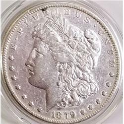 Morgan Silver Dollar 1879