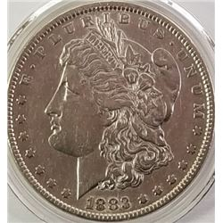 Morgan Silver Dollar 1883