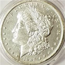 Morgan Silver Dollar 1885 O