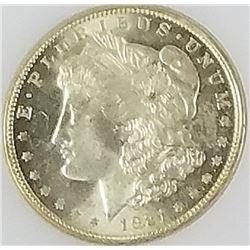 Morgan Silver Dollar 1921 D