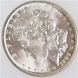 Morgan Silver Dollar 1890 O